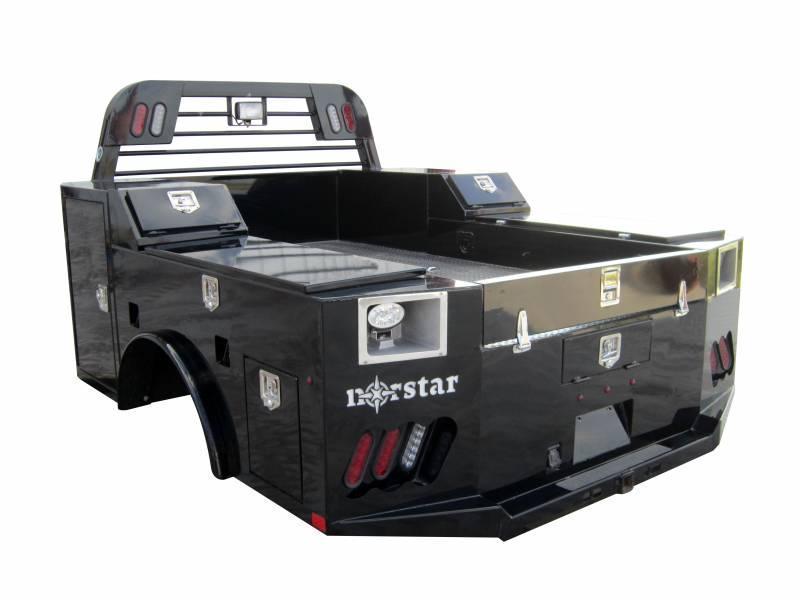 """Norstar Truck Bed Model SD 90"""" / 92"""" / 94"""" / 97"""" x 8'6"""