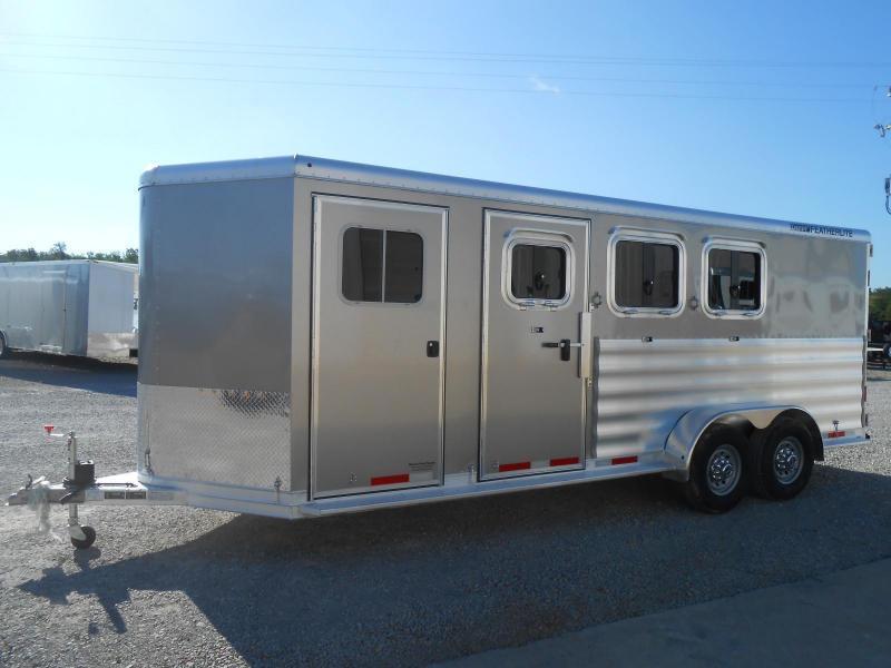 2017 Featherlite 9409-673H HorseTrailer