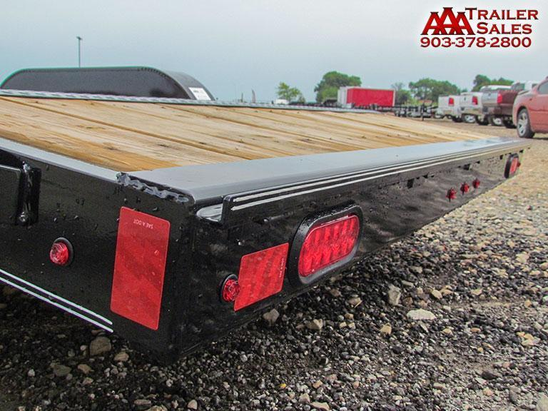 "2018 Car Hauler / Racing Trailer 83""x20' GVWR 7000"