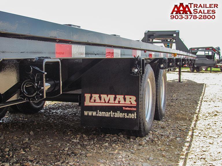 """2018 LAMAR Equipment Deck Over 102""""x40' GVWR 20000"""