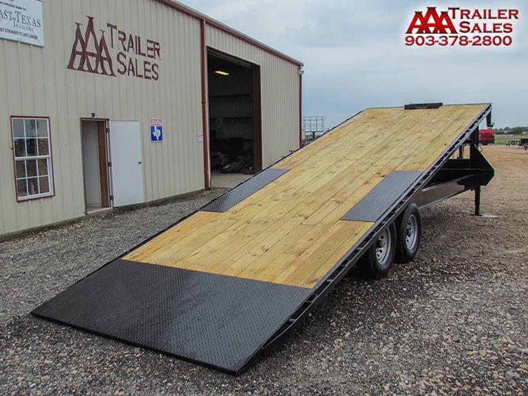 """2018 LAMAR Equipment Deck Over Tilt Deck 102""""x26' GVWR 14000"""