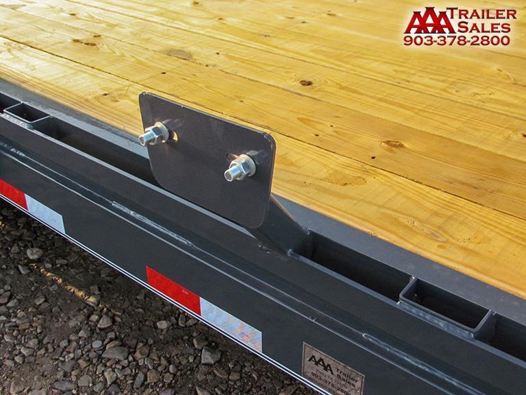 "2018 LAMAR Equipment Trailer 83"" X 20' GVWR 14000"