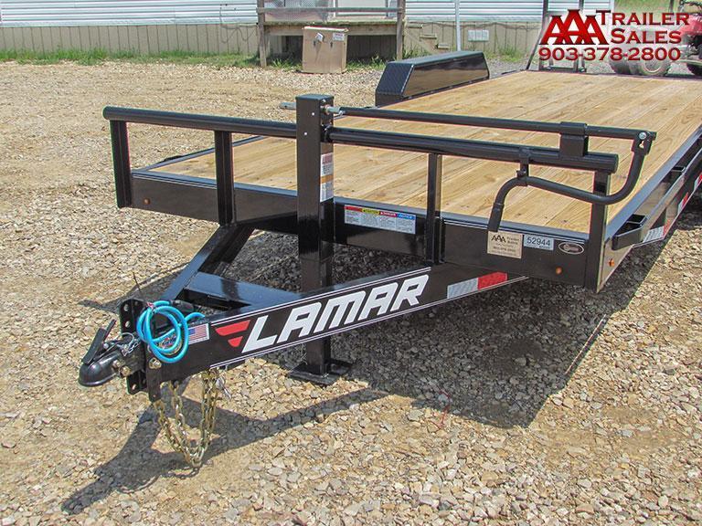"""2017 LAMAR 83"""" X 20' LAMAR EQUIPMENT HAULER 14K GVWR 14000"""