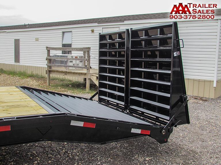 "2018 LAMAR Gooseneck Deck Over 102""x28' GVWR 14000"