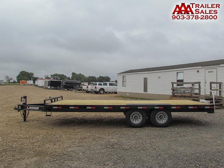 "2018 LAMAR Deck Over 102""x20' GVWR 14000"