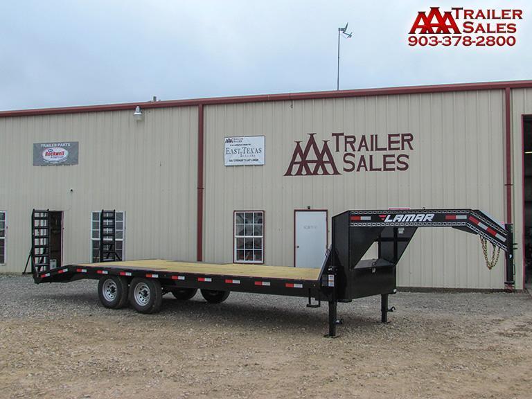 2018 Lamar deckover/flatbed trailers