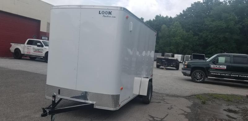Trailers And Hitches >> 6 X 12 Look St Cargo 3k The Hitch Man Trailers And Snow