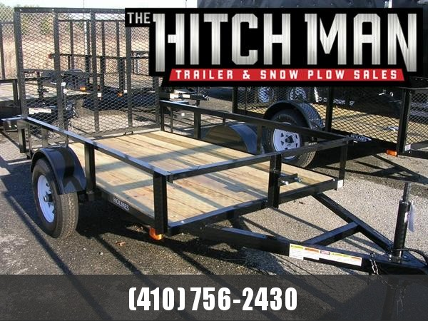 Trailers And Hitches >> 5 X 8 Holmes Residential 2k The Hitch Man Trailers And