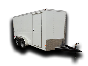 2017 Haulmark TH7X14DT2 Enclosed Cargo Trailer