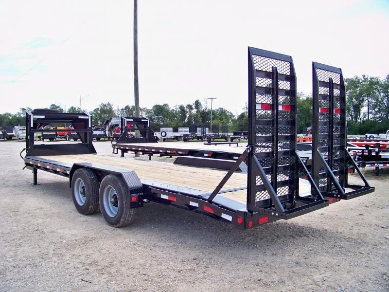 2018_PJ_Trailers_H5_20_gooseneck_Equipment_Trailer_qmk3Ci 2018 pj trailers h5 24' gooseneck equipment trailer trailer eager beaver trailer wiring diagram at fashall.co