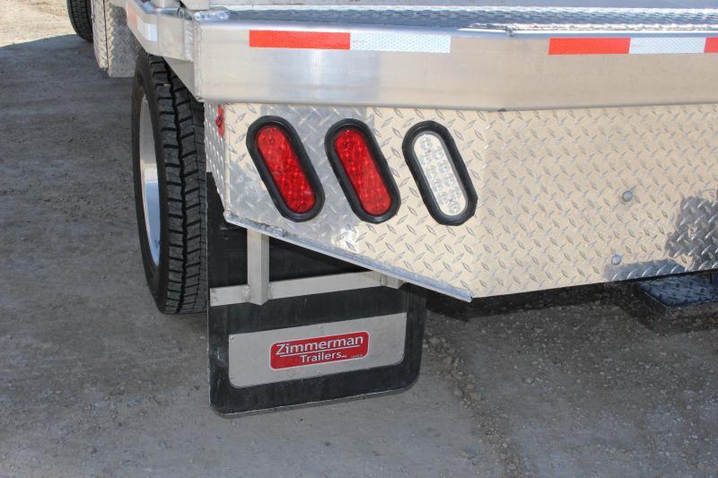 97x102 Zimmerman alum Truck Bed