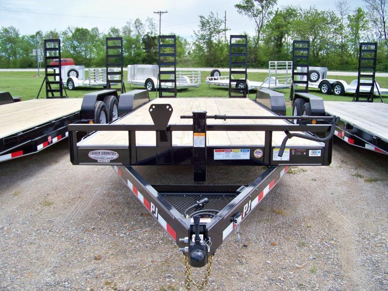 2018_PJ_Trailers_CC_20_Equipment_Trailer_UHuPWC 2018 pj trailers cc 20' equipment trailer trailer & truck eager beaver trailer wiring diagram at fashall.co