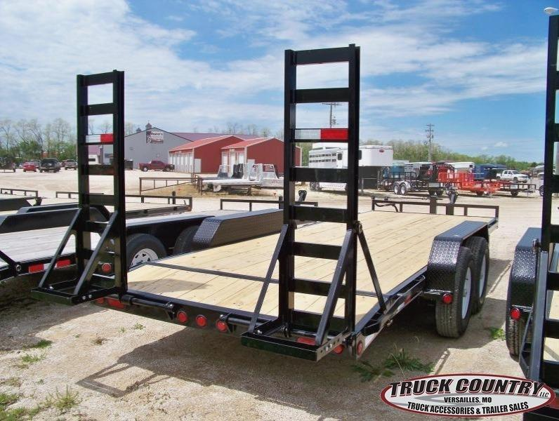 2018 PJ Trailers CC 20' Equipment Trailer