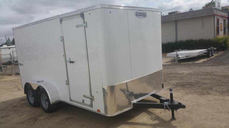 2018 Cargo Express 7X14 Enclosed