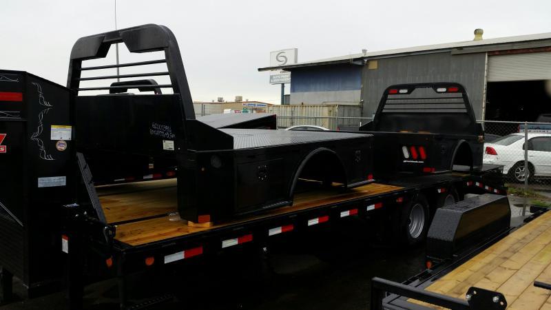 2017 PJ Trailers TB GS Truck Bed