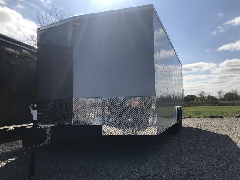 2018 American Hauler Industries American Hauler Enclosed Cargo Trailer