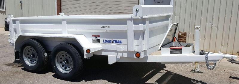 2018 Load Trail 5x10 T/A 7k Dump Trailer