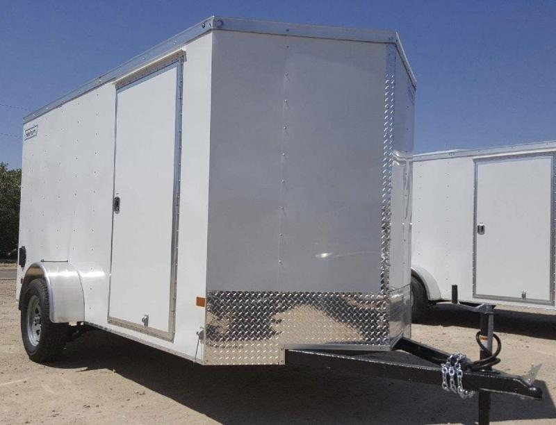 2017 Haulmark 6x12 VG 3000 Enclosed Cargo Trailer