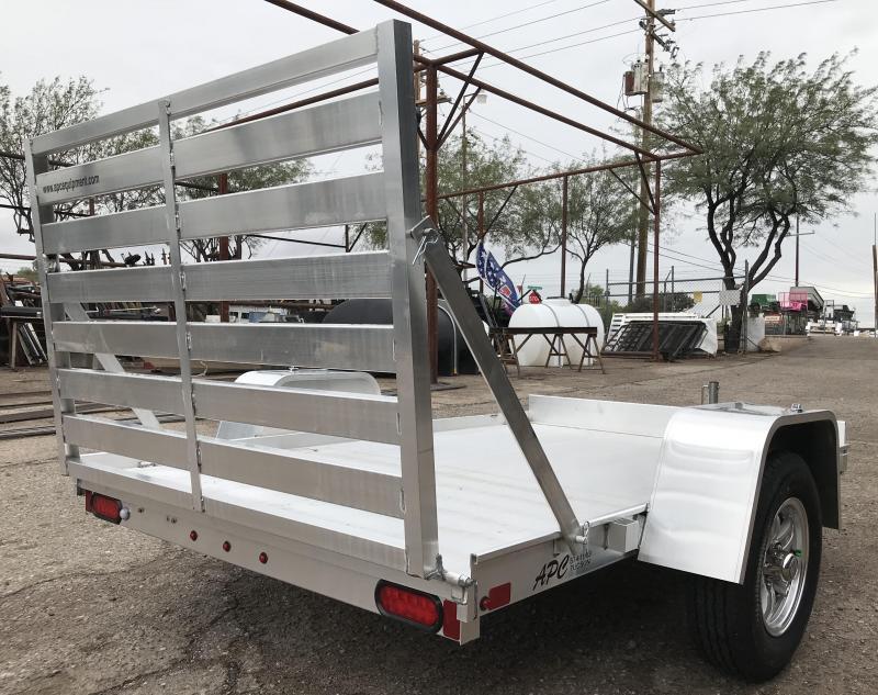 2019 Aluma 638 SA Utility Trailer