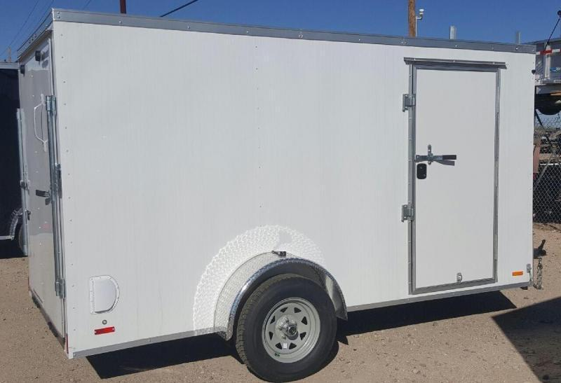 current inventory 2018 continental cargo vvh 6x10 enclosed cargo trailer