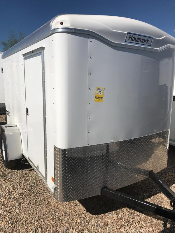 2018 Haulmark 6x10 TST Enclosed Cargo Trailer