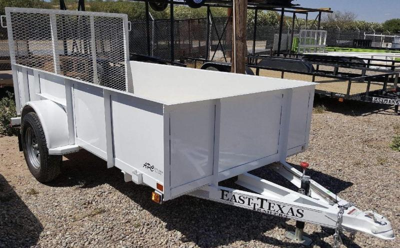 2017 East Texas 5x8 Landscape Utility Trailer