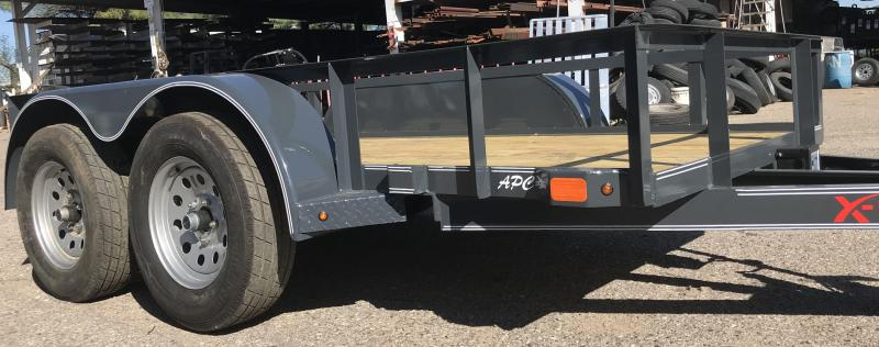 2018 X-On 5x10 T/A Utility Trailer