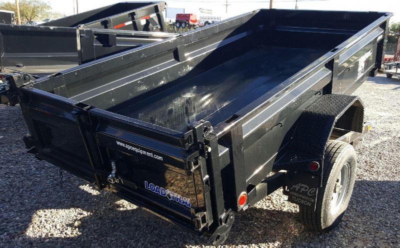 2018 Load Trail 5x10 S/A 5.2k Dump Trailer