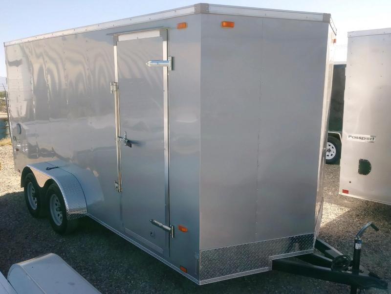 2019 Cargo Express 7x16 EXV 7 Interior Enclosed Cargo Trailer