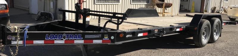 2019 Load Trail 83x20 14k Tilt-N-Go Flatbed Trailer
