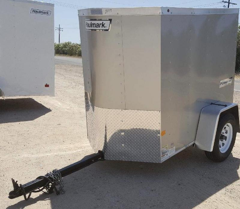 2018 Haulmark 4x6 Passport Enclosed Cargo Trailer