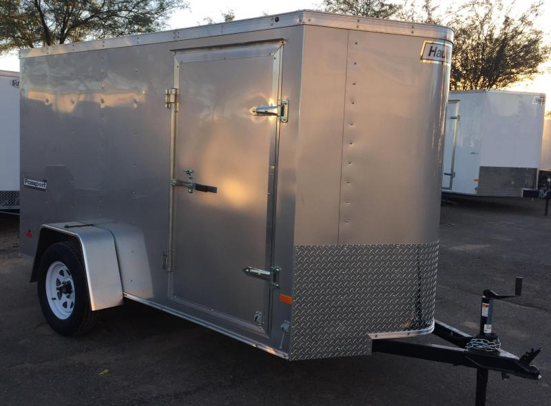 2017 Haulmark 5x10 Passport Enclosed Cargo Trailer