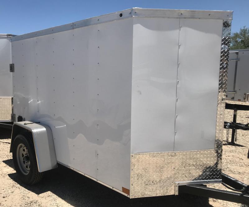 2018 Haulmark 5x10 VG3000 Enclosed Cargo Trailer