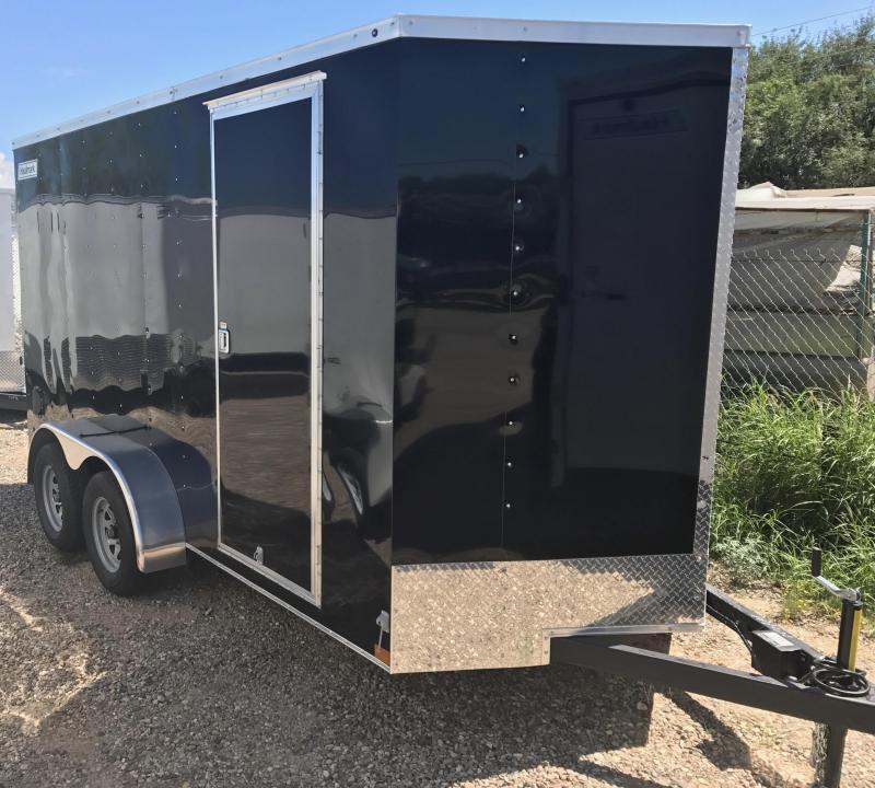 2018 Haulmark 7x12 VG3000 Enclosed Cargo Trailer