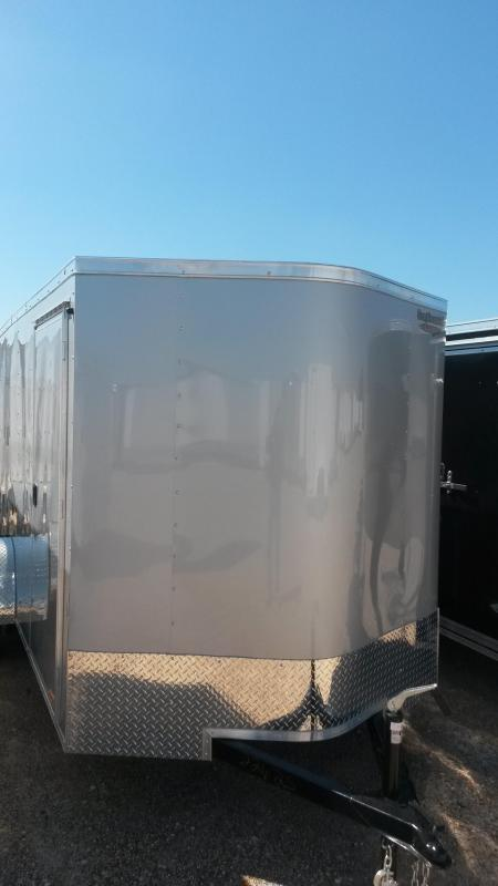 2018 Continental Cargo 7x16 Enclosed Cargo Trailer