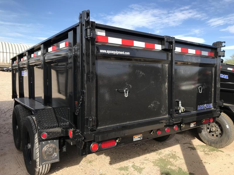 2019 Load Trail 83X14 14K Dump Trailer 3' Sides