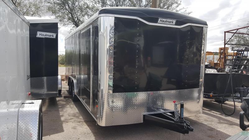 2016 Haulmark 102x20 Transport Deluxe Car / Racing Trailer