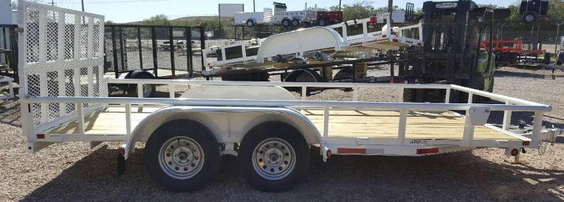 2018 East Texas 83x16 T/A Utility Trailer