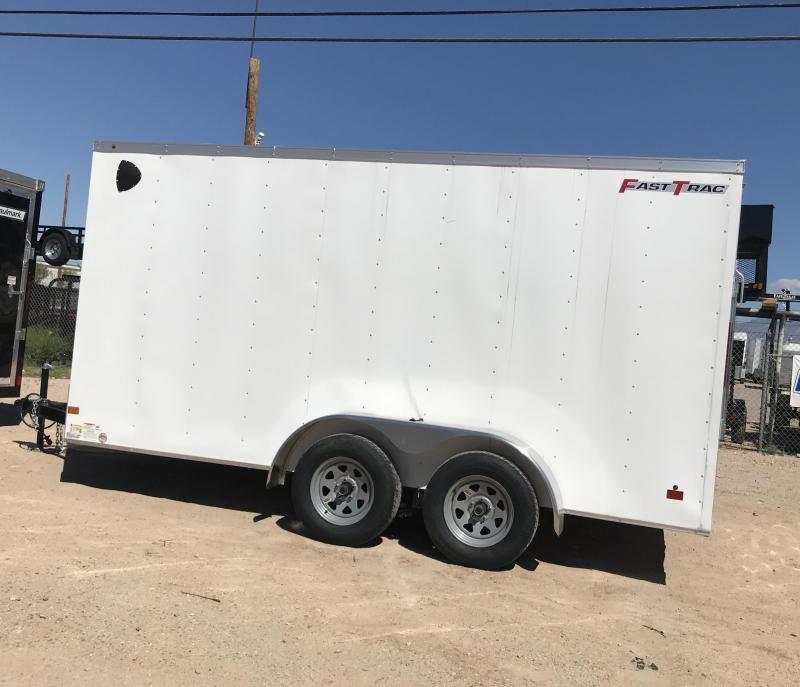 2019 Wells Cargo 7x14 FT Enclosed Cargo Trailer