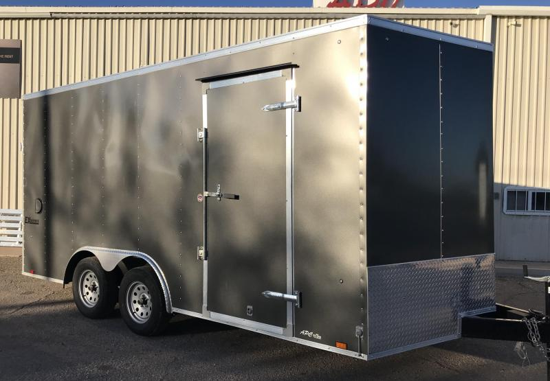 2019 Cargo Express 102x16 7k EXV Car / Racing Trailer- Managers Special