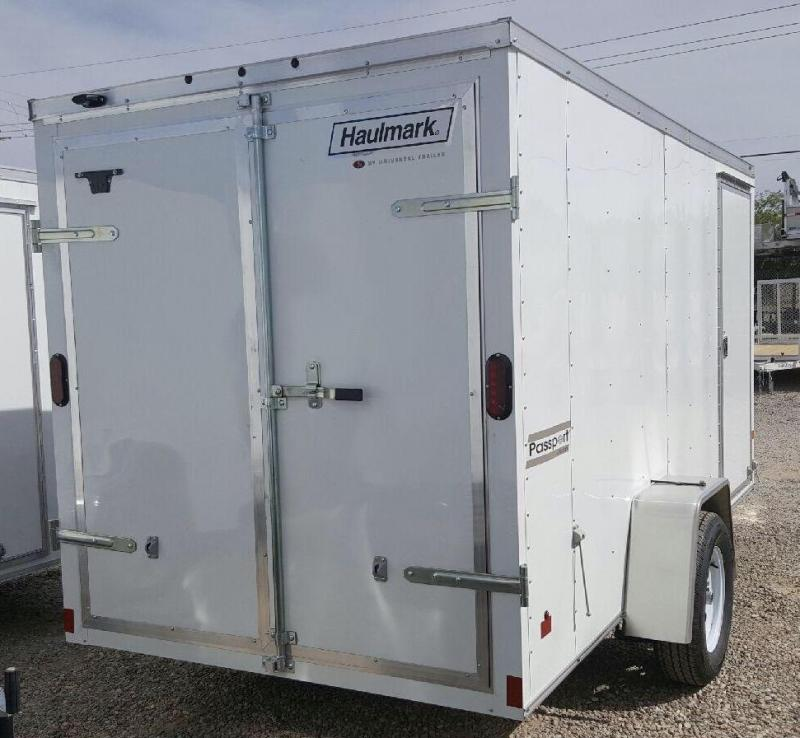 2018 Haulmark 6x12 Passport EXL Enclosed Cargo Trailer