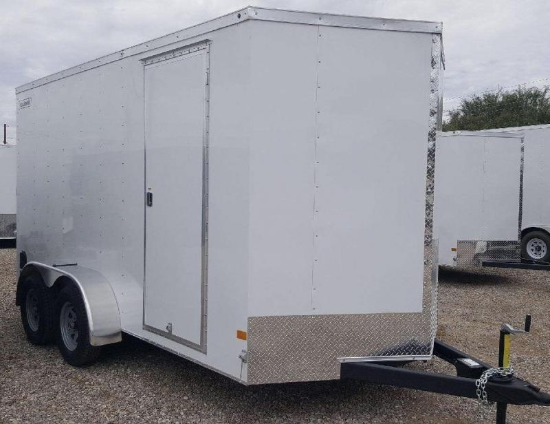 2018 Haulmark 7x16 VG3000 Enclosed Cargo Trailer