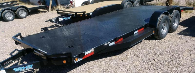 Current inventory 2018 top hat trailers 83x20 asch flatbed trailer asfbconference2016 Images