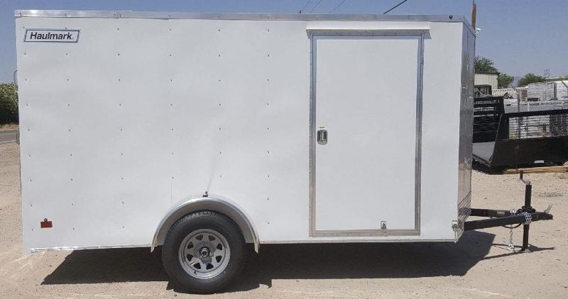 2017 Haulmark 6x12 VG 1000 Enclosed Cargo Trailer