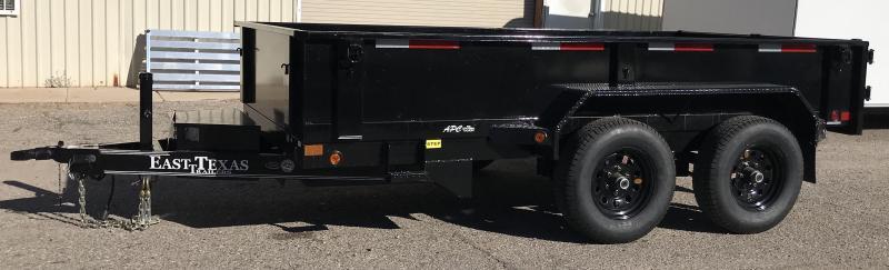 2018 East Texas 6x12 10.4k Dump Trailer