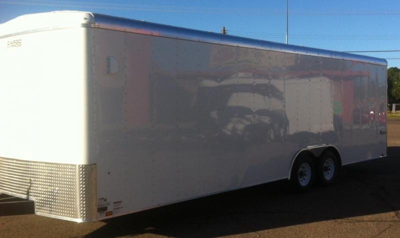 2018 Cargo Express 102x28 10.4k XLR 7 Car / Racing Trailer