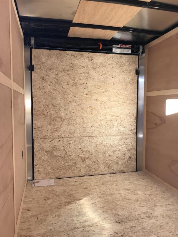 2019 Haulmark PP 6x12 S/A Enclosed Cargo Trailer