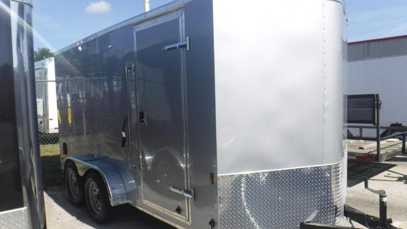 2019 7x14 Enclosed Cargo Trailer by Continental Cargo