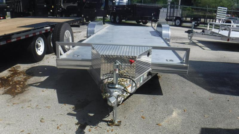 2018 22' Sundowner All Aluminum Open Car Hauler