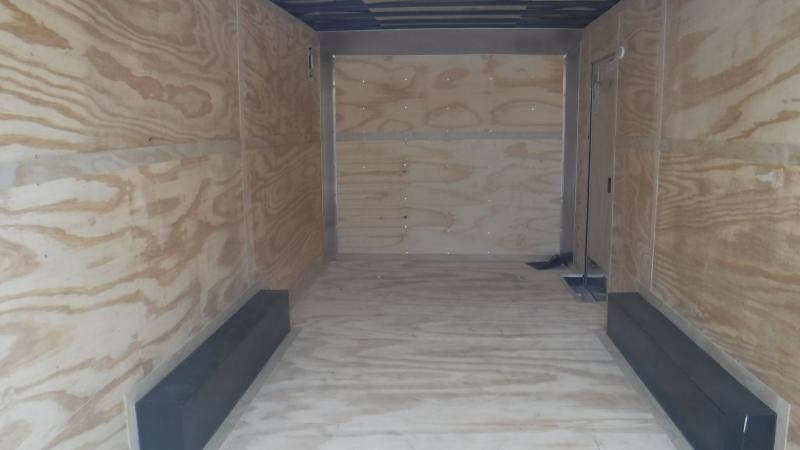 2019 Continental Cargo GANS8.518TA3 Enclosed Cargo Trailer